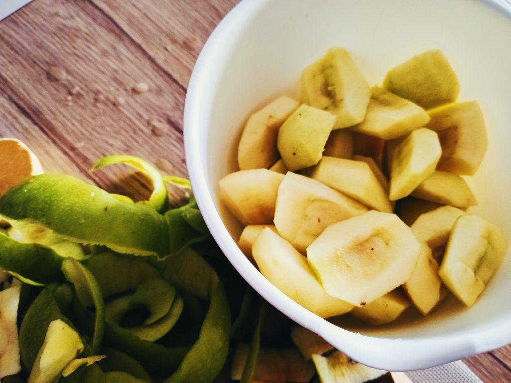 Яблоки для тарта татен