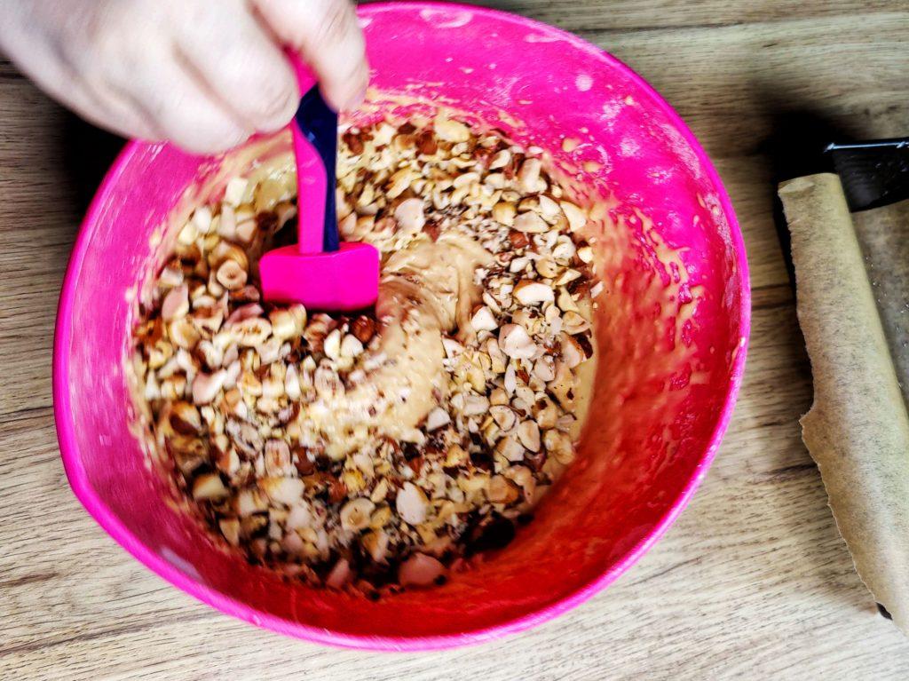 Орехи для бананового хлеба